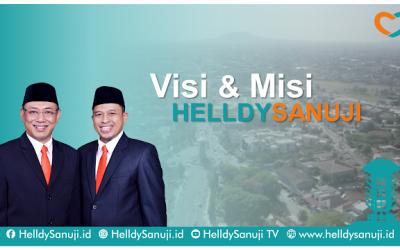 VISI & MISI HELLDY SANUJI